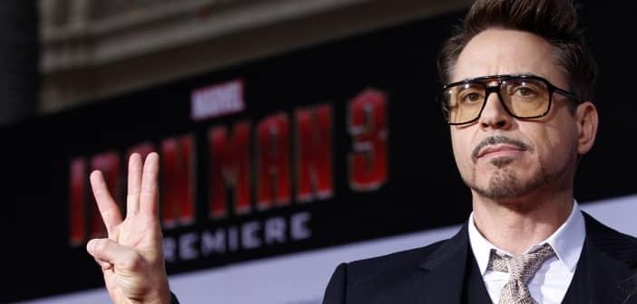 Robert Downey Jr.  Clarifies Those Iron Man 4 Rumors
