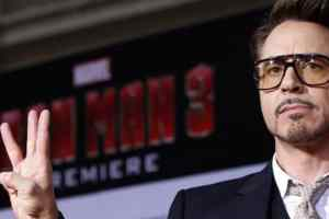 Robert Downey Jr.  Clarifies Those Iron Man 4 Rumors