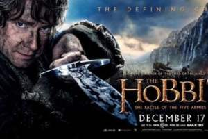 THE HOBBIT: THE BATTLE OF THE FIVE ARMIES - VIP Screening Giveaway 1