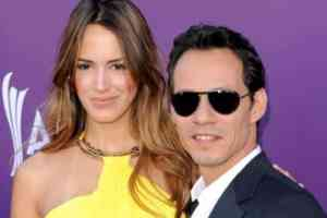 Marc Anthony Marries Model Shannon De Lima