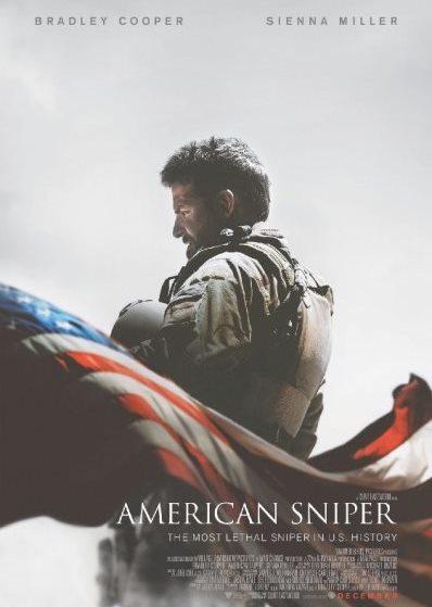 American Sniper one sheet