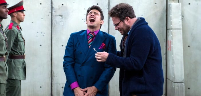 "Theater chains Cancel ""The Interview"" Premieres After Hacker Threats"