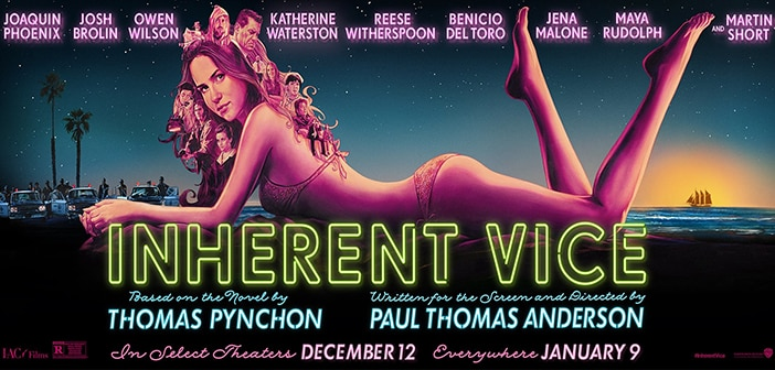 INHERENT VICE - HOLLYWOOD MOVIE MONEY Giveaway 1