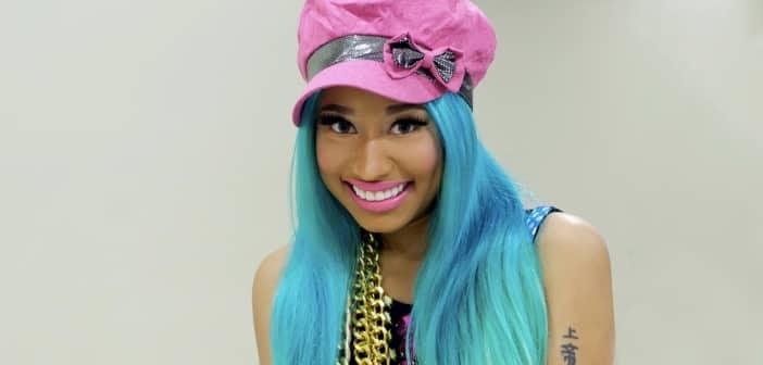 "Nicki Minaj Gets Some Help On Her New ""The Pinkprint"" Album With Collabs Hits 2"