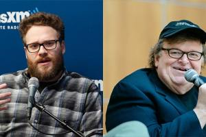 Steakhouse Bans Seth Rogen and Michael Moore For 'American Sniper' Ctiticisms 2