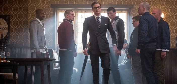Kingsman: The Secret Service - Official Trailer