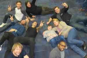 Adam Levine & Maroon Five Make a Heart Warming Detour To Meet Their #1 Fan