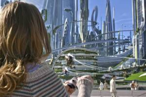 Disney's TOMORROWLAND Debuts First Trailer! 2