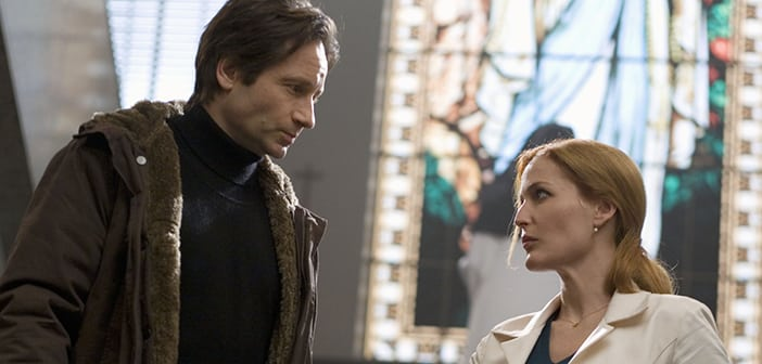 FOX Calls Up Gillian Anderson and David Duchovny Making Definite Returns For X-Files Revival