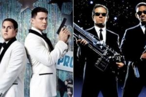 SONY Working To Putting Together A M.I.B. And JUMP STREET Crossover Movie