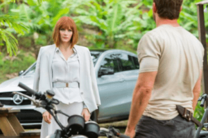 JURASSIC WORLD - See Owen Flirt With Claire in New Film Clip