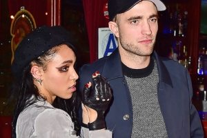 FKA Twigs And Robert Pattinson Are Now Engaged