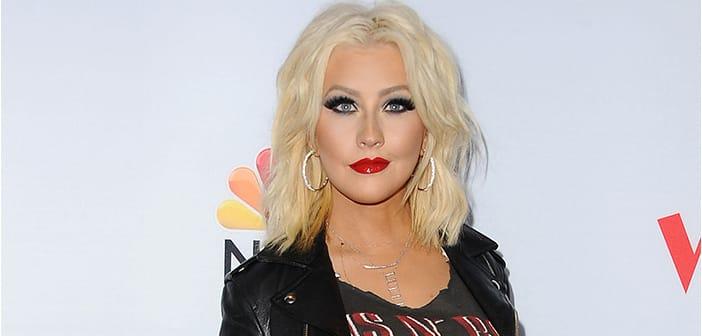 Christina Aguilera Relaeses Beautiful 'Anywhere But Here' Lyric Video