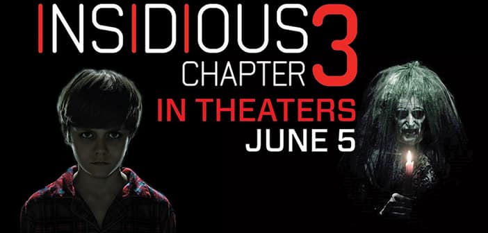 "A Visit To The Set Of ""INSIDIOUS 3"" 6"
