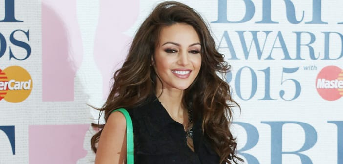Michelle Keegan Announced As FHM's Sexiest Woman in the World 1