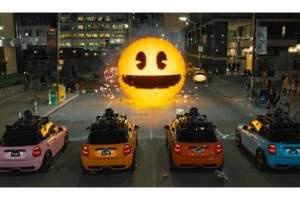 PIXELS - Happy 35th Birthday Pac-Man's 1
