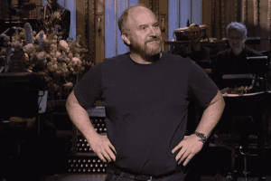 About Louis C.K.'s Very Racy, Racist, and Shocking 'SNL' Monologue