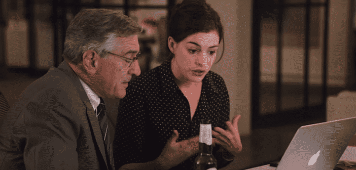 First Trailer for THE INTERN 2