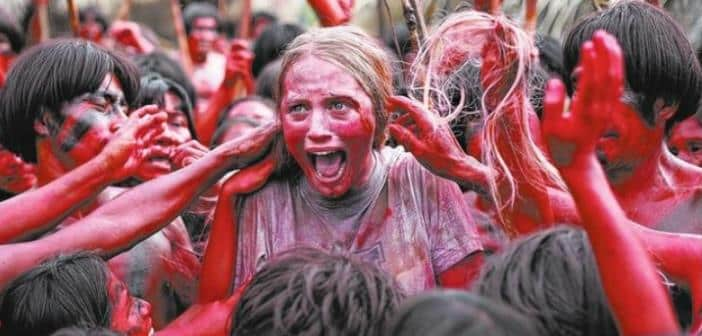 Eli Roth's THE GREEN INFERNO - In Theaters September 25!