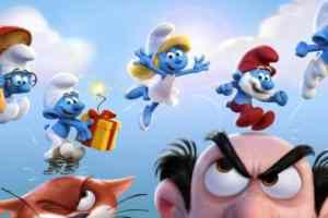 The World To GET SMURFY on March 31, 2017