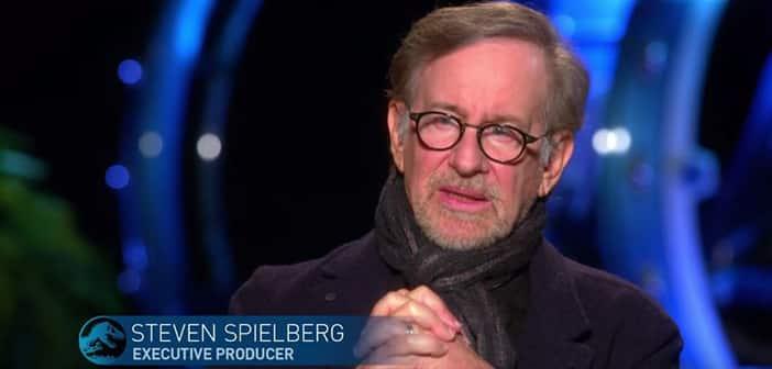 "JURASSIC WORLD - ""A New Vision"" Featurette - Steven Spielberg on Colin Trevorrow"
