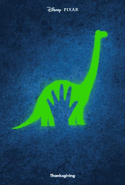 good dinosaur movie poster