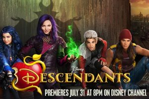 DISNEY'S DESCENDANTS - Meet the Kids of Disney's Infamous Villains