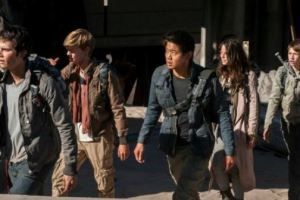MAZE RUNNER: THE SCORCH TRIALS - New Second Trailer!