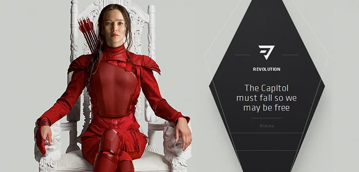 """The Hunger Games: Mockingjay Part 2 - """"Stand With The Mockingjay"""" 2"""