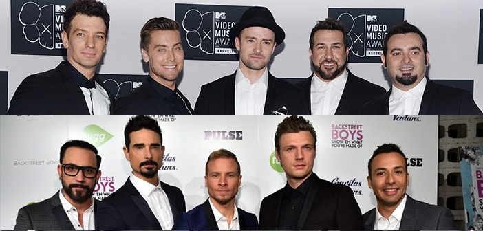'NSync and Backstreet Boys Partnering For Zombie Western Film