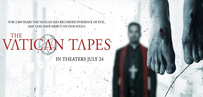 CLOSED--THE VATICAN TAPES - VIP Advanced Screening Tickets and GOFOBO Codes