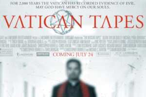 THE VATICAN TAPES - New Featurette