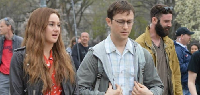 TEASER Trailer- SNOWDEN - in theaters Christmas Day 2015!