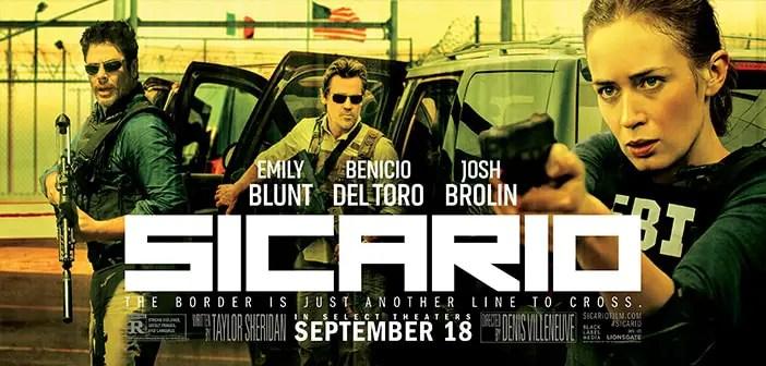 SICARIO - Powerful ALL-NEW CLIP