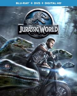 Jurassic World - combo pack