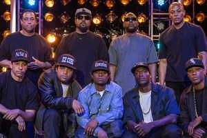 'Straight Outta Compton' Box Office Sales Shows Love For N.W.A Hasn't Faded From Fans' Hearts