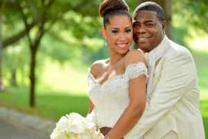 Tracy Morgan Marries Long-time Fiancee Of 4 Years Megan Wollover