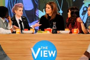 Kelly Osbourne Offends Latino Community During Donald Trump Talk On 'The View'