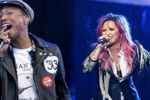 The 2015 VMAs Gets Music Lineup All Set With Latest Confirmations From Pharrell  Williams And Demi Lovato