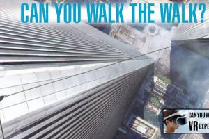 CLOSED--THE WALK - 'CAN YOU WALK THE WALK' VR Experience & VIP Screening Giveaway