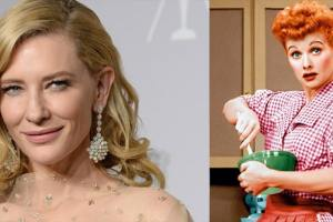 'I Love Lucy' Star Lucille Ball Getting Biopic, And Cate Blanchett Has Been Chosen For The Role