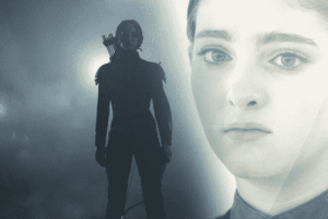 "HUNGER GAMES: MOCKINGJAY- PART 2 | ""For Prim"" Trailer & Ticket Release Date 2"