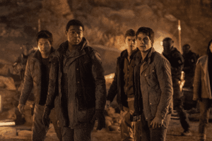 MAZE RUNNER: THE SCORCH TRIALS - Cast Featurette And New Clip! 1