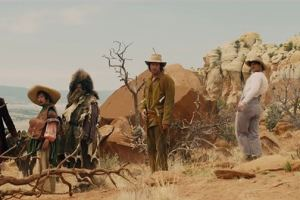 Adam Sandler's 'The Ridiculous 6' Reveals Huge Star Line-Up In First Trailer