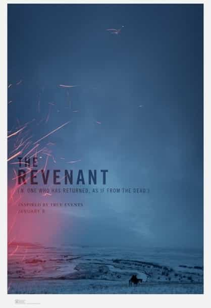 The Revanant New Poster