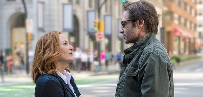 X-Files Fans At The NY Comic-Con Were Awarded With The First Episode 3 Months Before anyone Else