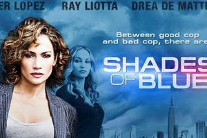 Don't Miss the Trailer of Shades of Blue, Starring Jennifer Lopez & Ray Liotta! 1