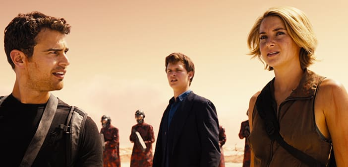 THE DIVERGENT SERIES:  ALLEGIANT | Official Trailer + New Poster 2
