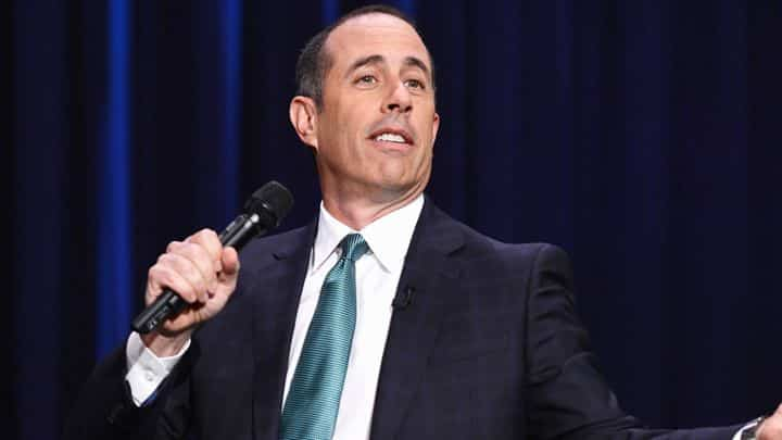 Jerry Seinfeld Becomes Newest Resident And Regular At The Beacon Theater