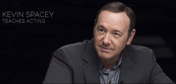 Kevin Spacey Opens Up $90 Class For Acting 2